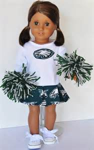 American Girl Doll Cheerleader Outfit