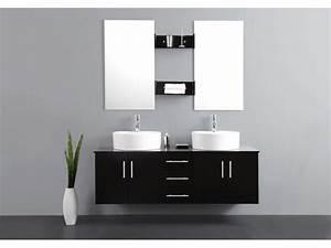 hauteur meuble salle de bain vasque a poser salle de With hauteur meuble salle de bain vasque Á poser
