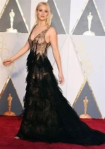 Jennifer Lawrence Oscar Dress All Of Jennifer Lawrences ...