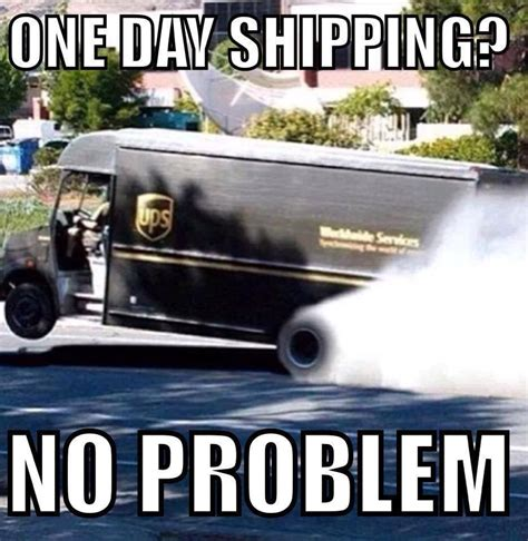 Car Memes - ups delivers the shit out of your package car memes 02 16 14 car electronics wellness
