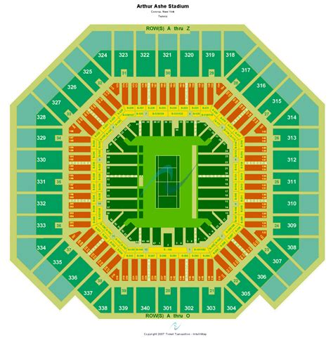 Cheap Arthur Ashe Stadium Tickets