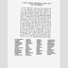 15 Best Images Of Music History Worksheets  6th Grade Science Printable Worksheets, Music Word
