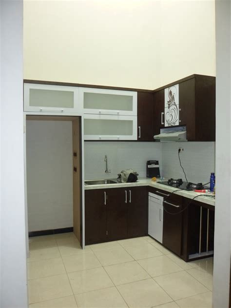 jual furniture semarang kitchen set modern minimalis