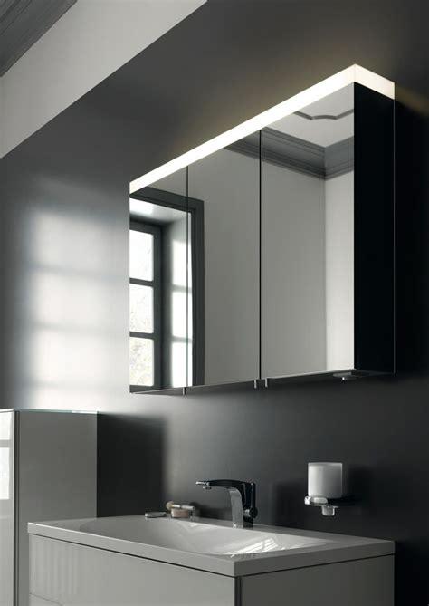 keuco royal reflex 3 door mirror cabinet elite bathrooms