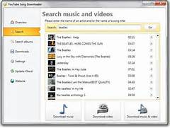 youtube music download...