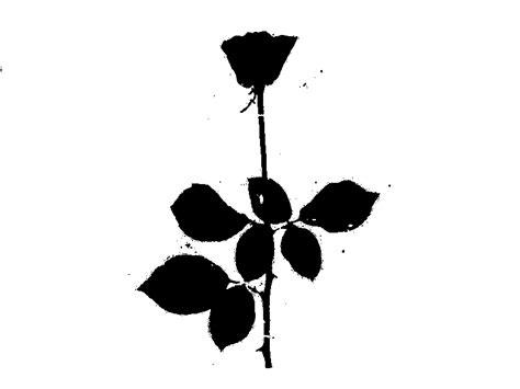 depeche mode  rosas negras el cadillac negro