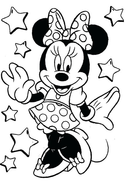 Coloring pages below are the pages in the coloring minnie mouse. Baby Minnie Mouse Pictures To Print | Free download on ...