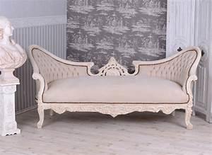 Sitzbank Shabby Chic : gigantisches salon sofa barock couch sitzbank shabby chic weiss ebay ~ Sanjose-hotels-ca.com Haus und Dekorationen