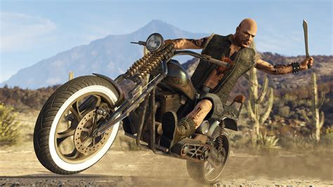 Wallpaper Gta Online Bikers, Gta, Gta 5, Best Games, Games #11821
