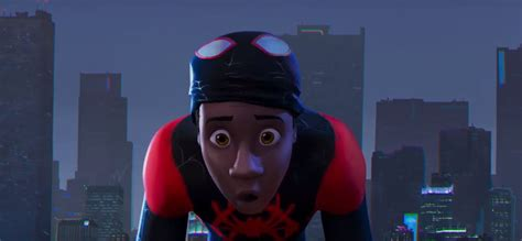 """into The Spiderverse"" Reveals Black Lead, Miles Morales"