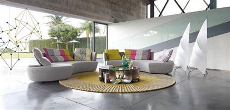canap angle rond canapé angle rond 16 idées de décoration intérieure