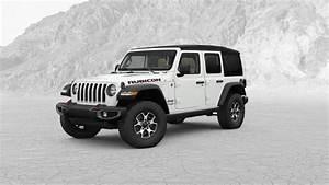 2019 Jeep Wrangler Unlimited Manual Transmission