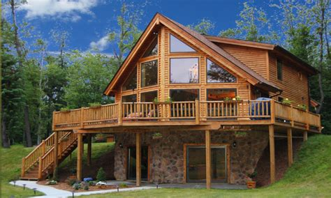 Small Rustic Cabin Home Plans