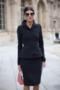 Giovanna Battaglia Street-Style Paris