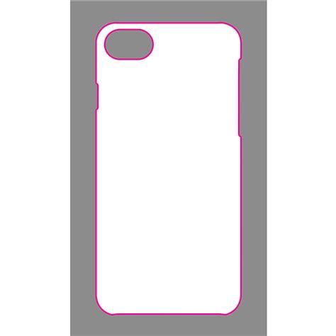 iphone 7 template iphone 7 3d print template isub print