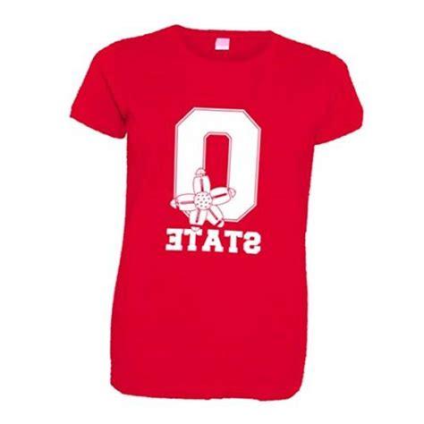 Womens Ohio O-State Football with Buckeye Balls HQ