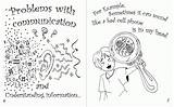 Autism Coloring Pages Clipart Popular Webstockreview Hwy Tag Making Archive Friends sketch template