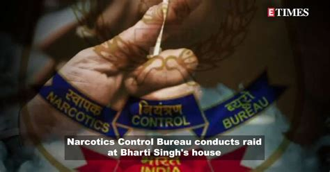 NCB conducts raid at comedian Bharti Singh's house in ...