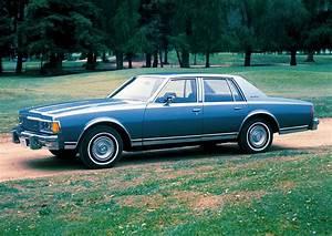 1977 Chevrolet Caprice Classic 4 Door Sedan