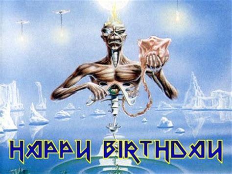 happy birthday iron maiden facebook comments  graphics