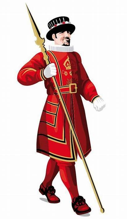 Beefeater Gin Yeoman Warder London Symbol Flag