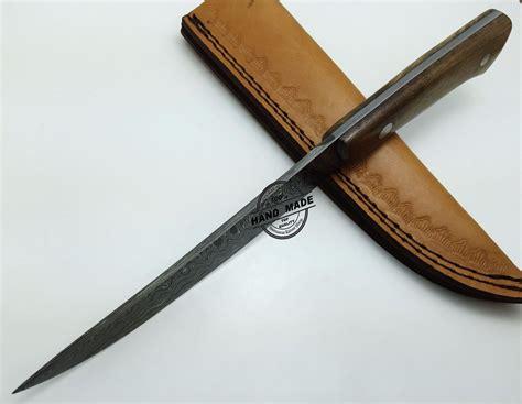damascus steel kitchen knives damascus kitchen knife custom handmade damascus steel kitchen