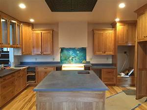Pin, By, Concrete, Countertops, On, For, The, Home