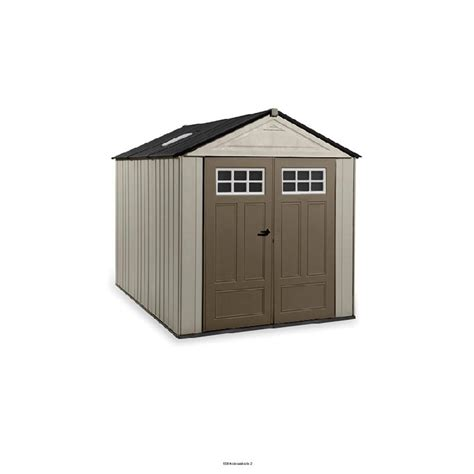 shed rubbermaid rubbermaid big max ultra 10 5 ft x 7 ft storage shed