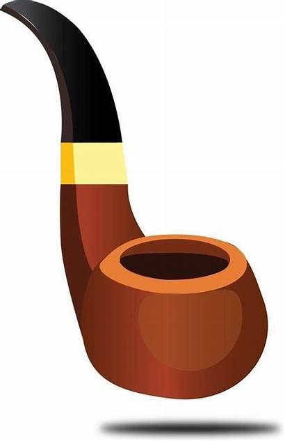 Pipe Pipa Clipart Clip Vector Tobacco Cliparts