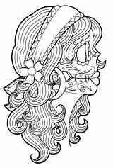 Gypsy Coloring Designlooter Koyasan Dead Deviantart sketch template