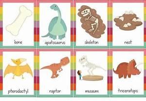 Dinosaur Pack Books Emergent Readers Flashcards Games