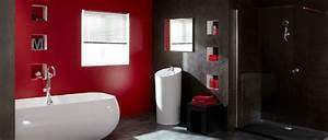 idees pour une salle de bain coloree et tendance planetebain With salle de bains coloree