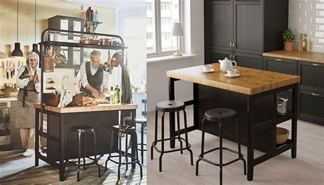 muebles auxiliares de cocina ikea  soluciones de almacenaje