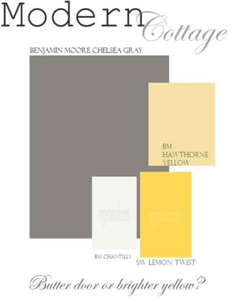 best exterior paint color to go with yellow studio