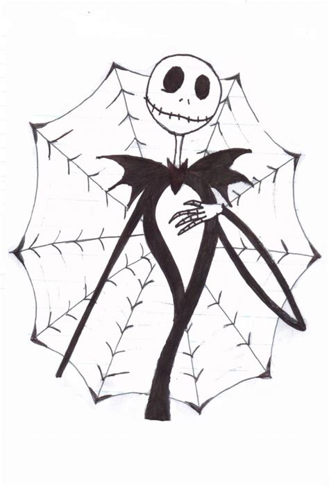 jack  pumpkin king coloring pages festival collections