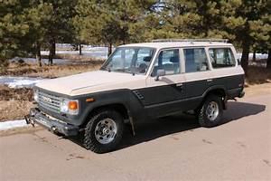Sold  1984 Toyota Land Cruiser Fj60  164k Miles