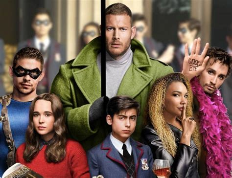 'The Umbrella Academy' Season 2 Trailer Promises Another ...