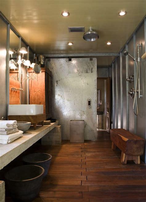 industrial bathroom design modern bathroom mell