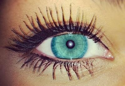 Beautiful Eye Color Mint Green Cool Pinterest