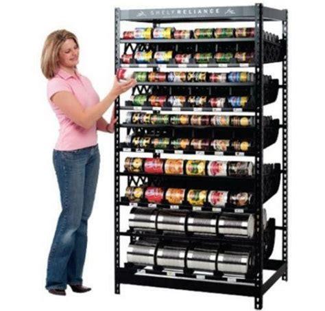 Food Pantry Rack by Food Storage Racks Ebay