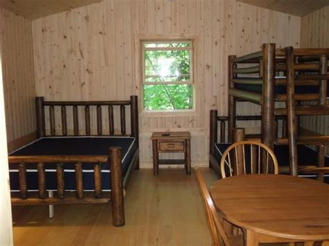 roofed accommodation  ontario parks