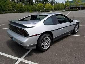1987 Pontiac Fiero Gt - 5 Speed For Sale