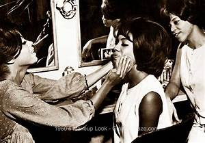 History of 1960s Makeup  Glamour Daze