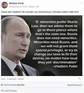 VLADIMIR PUTIN QUOTES Image Quotes At Relatably