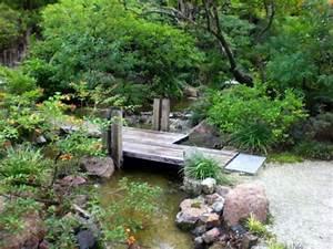 Pont En Bois Pour Jardin : les ponts du jardin japonais morikami de floride ~ Nature-et-papiers.com Idées de Décoration
