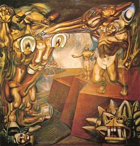 David Alfaro Siqueiros Murales Y Su Significado by Muralismo Mexicano Taringa