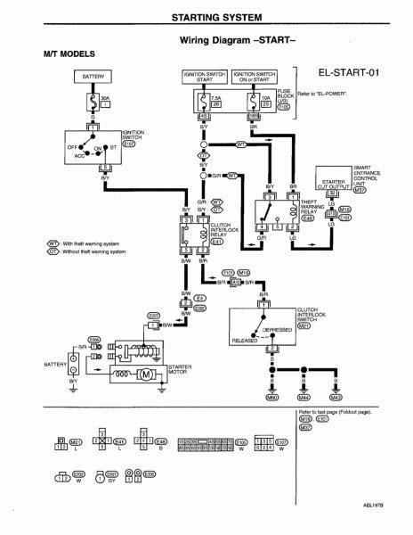 1997 Nissan Altima Wiring Diagram by 2000 Nissan Altima Wiring Diagram
