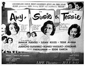 PELIKULA, ATBP SUSAN ROCES FILMOGRAPHY 19601969
