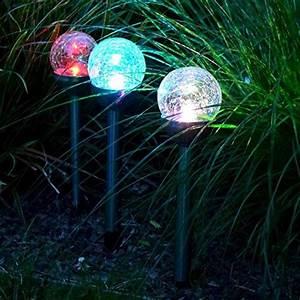 Lichterkette Balkon Sommer : 109 led solar leuchten edelstahl farbwechsel solarlampe ~ A.2002-acura-tl-radio.info Haus und Dekorationen