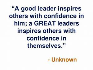 GREAT QUOTES ABOUT GOOD LEADERSHIP image quotes at ...